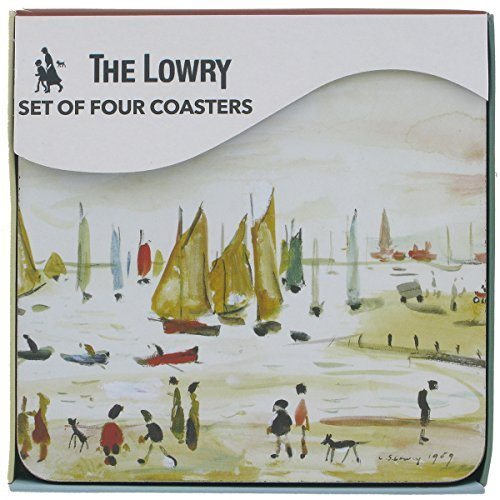 Officially Licensed LS Lowry Art Coasters