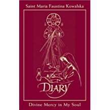 Diary of Saint Maria Faustina Kowalska - in Burgundy Leather: Divine Mercy in My Soul