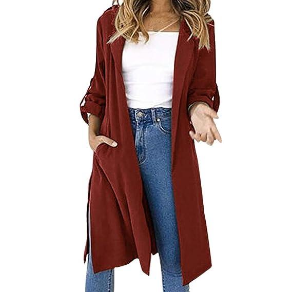 Manteau d'affaires Femme Hiver Chic, Koly Kimono Cardigan