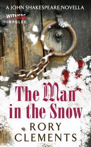 Image of The Man in the Snow: A John Shakespeare Novella (John Shakespeare Mystery)