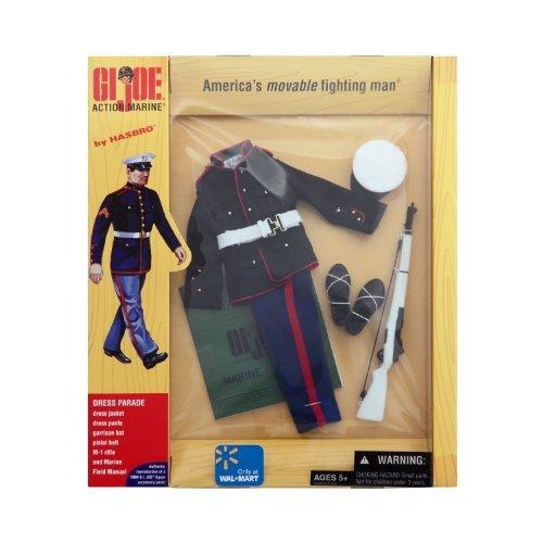 GI JOE Marine Dress Parade Retro 1964 Dress Blue
