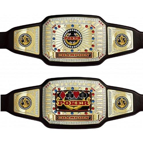 Poker Championship Award Belt by TrophyPartner by TrophyPartner