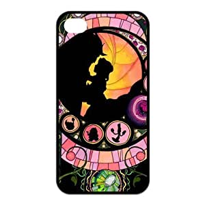 Fashion Beauty and the Beast Personalized iphone 6 4.7 Rubber Silicone Case Cover