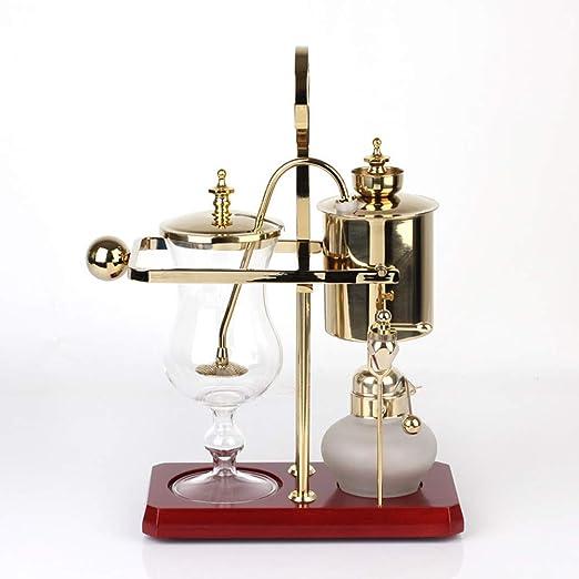 YAMEIJIA Máquina de café con sifón equilibrado/máquina de café ...