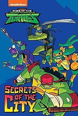 Secrets of the City (Rise of the Teenage Mutant Ninja Turtles)