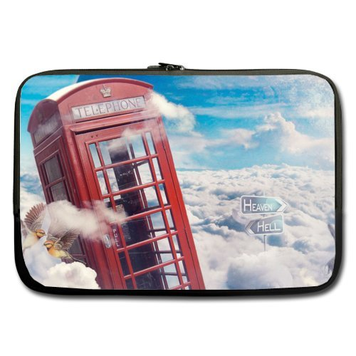 e6c4877b9e14 Amazon.com: Mayers Heaven And Hell Red Telephone Booth Best Price 13 ...