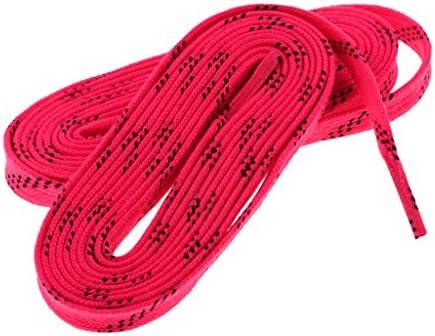 ナイロン 弾性 スケート スニーカー 靴ひも 靴紐 シューレース 全5色3サイズ
