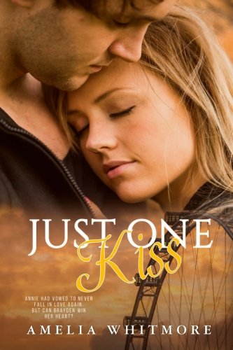 Read Online Just One Kiss - LP: Annie had vowed ner to love again. But .. PDF