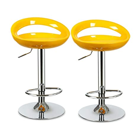 Astonishing Amazon Com Barstools Cjc Bar Stool Chairs Seat Set Of 2 Abs Dailytribune Chair Design For Home Dailytribuneorg