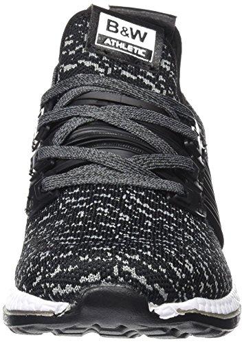 Donna Break amp;Walk Hv221301 Sneaker nero rtqAaC0qnw