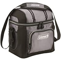 Coleman 9-Can Soft Cooler with Removable Liner (Gray)