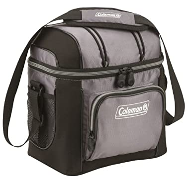 9 Can Cooler, Gray