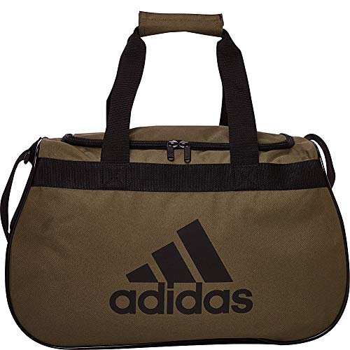 adidas Diablo Small Duffel Limited Edition Colors (Olive Cargo/Black)