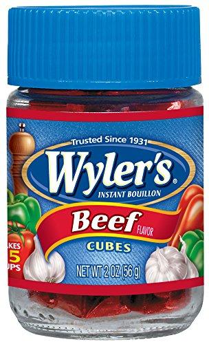 Wyler's Instant Bouillon, Beef, 2 oz