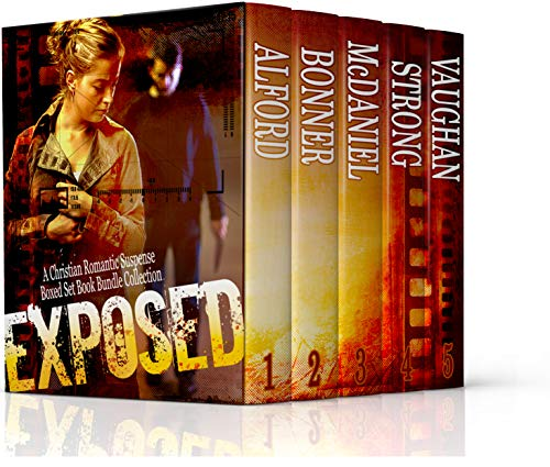- Exposed: A Christian Romantic Suspense Boxed Set Book Bundle Collection