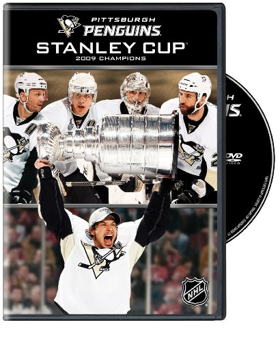 8-2009 Champions: Pittsburgh Penguins (Staal Player)