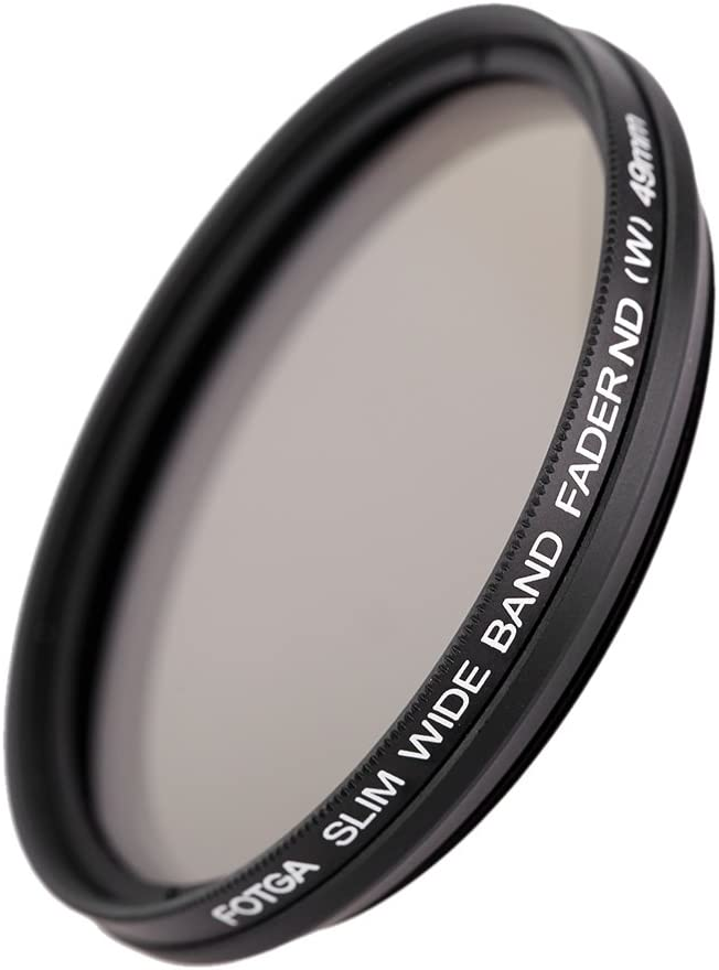 Andoer 49mm Slim Fader Variable Nd Filter Adjustable Neutral Density Nd2 To Nd400 Title Camera Photo Amazon Com