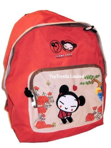 Pucca Funny Love ovale zaino Full size bag Pucca Japanese Animation