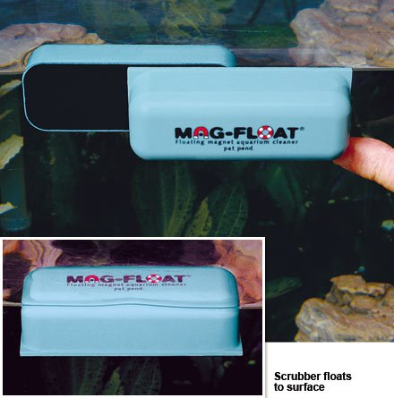 Replacement Pad and Felt for Mag-Float 130A for Acrylic