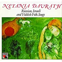 Sings Russian Yiddish & Israeli Folk Songs
