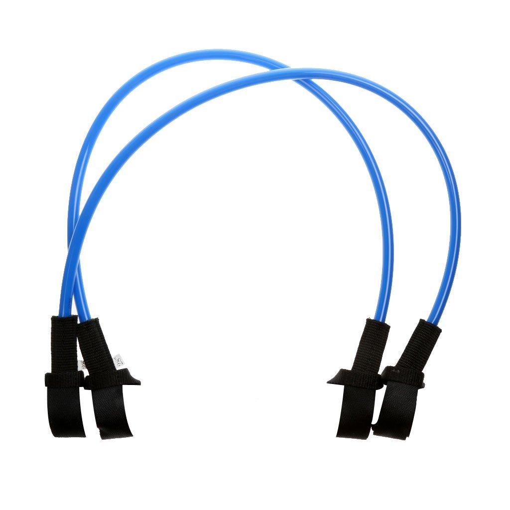 28 Pulgadas 2pcs Azul TPU Windsurf L/ínea De Arn/és Fijado