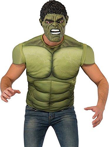 Rubie's Thor: Ragnarok, Adult Hulk Costume Top, -