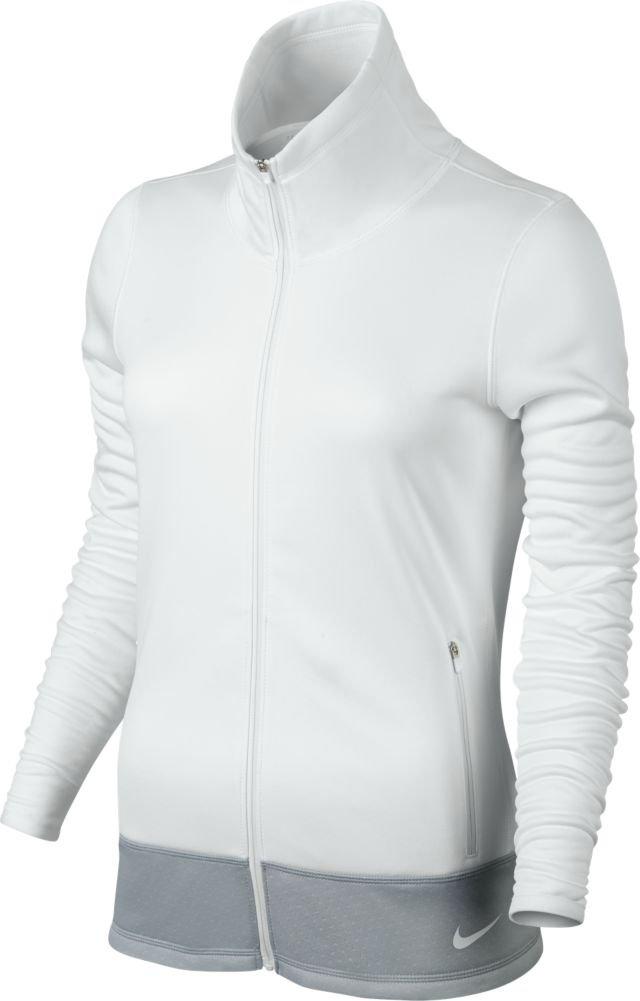 Nike Thermal Full Zip Golf Jacket 2015 Womens White X-Small