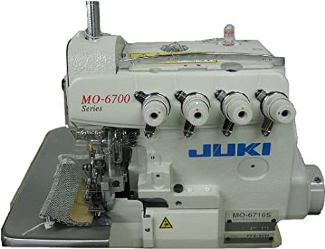 Amazon JUKI MO40S Industrial 40Thread Overlock Sewing Extraordinary Overlock Sewing Machine Price India