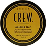 AMERICAN CREW by American Crew MOLDING CLAY 3 OZ (Package of 4)