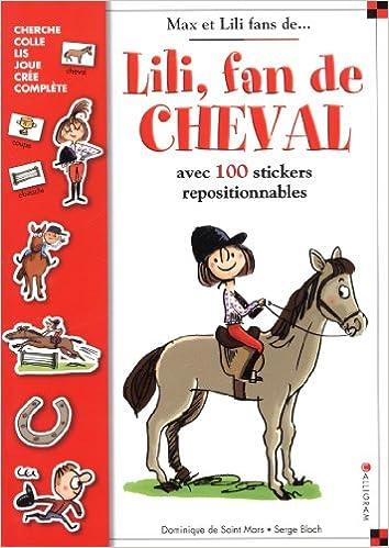 Livre gratuits en ligne Lili, fan de cheval pdf, epub