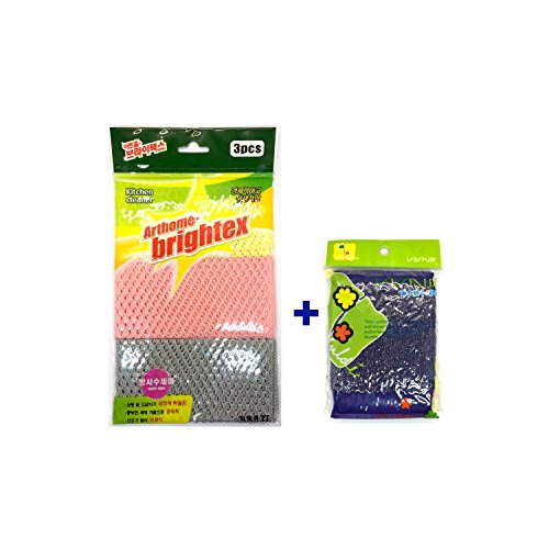 net cloth scrubber - 8
