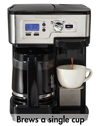 040094499830 - Hamilton Beach 49983 2-Way FlexBrew Coffeemaker carousel main 5