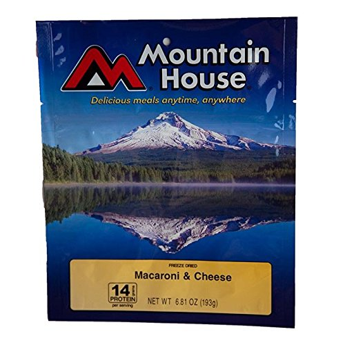Mountain House Macaroni & Cheese 3 Serving Entree One Color One Size - Entree Macaroni