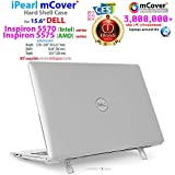 """mCover Hard Shell Case for 15.6"""" Dell Inspiron 15"""
