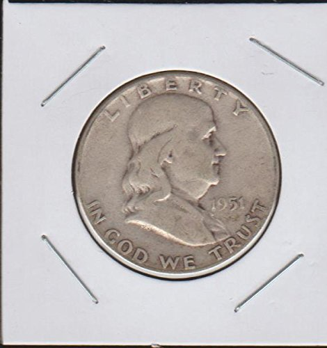 1951 Franklin (1948-1963) Half Dollar Very Fine ()