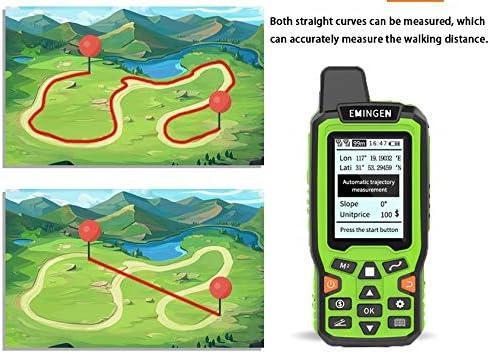 ZTBXQ GPS Navigation Monde /Équipement de Navigation ext/érieure pr/écision Instrument de Mesure de Surface/Double Satellite GPS Beidou Satellite Imperm/éable /à leau antipoussi/ère antichute antichute