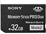 High speed SONY Memory Stick Pro-HG Duo 32GB(Mark 2) PSP Accessories
