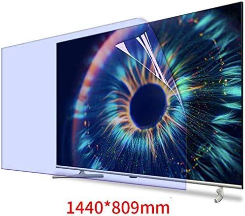 BYCDD 65 Pulgadas TV Protectores de Pantalla Anti-BLU-Ray, Anti ...