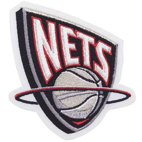 New Jersey Nets Logo Patch ()