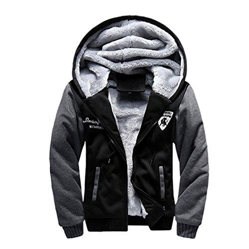 Rocky Padded Hoodies Sweatshirt Overcoat product image