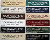 Office Desk Name Plate or Wall/Door Sign - 2