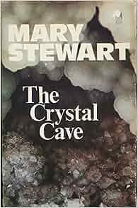The Crystal Cave Mary Stewart Amazon Com Books border=