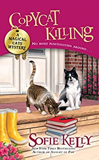 Copycat Killing by Sofie Kelly ebook deal