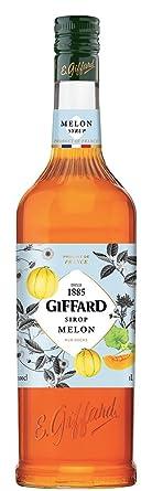 Giffard Sirup Melon Melonen Sirup 1,0l Flasche