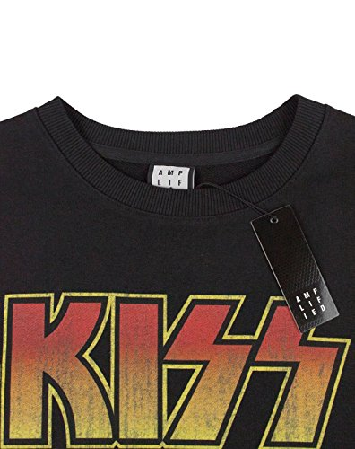 Amplified KISS Classic Logo Men's Sweatshirt