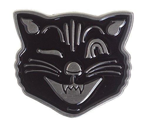 Sourpuss Jinx The Cat Enamel Pin ()
