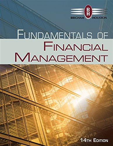 Fundamentals of Financial Management (MindTap Course List)
