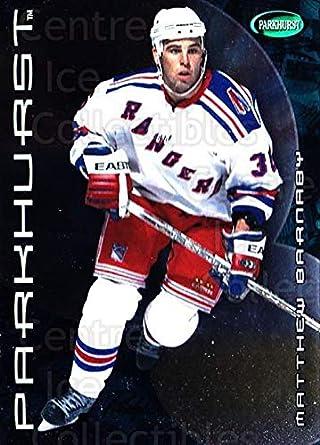 Amazon.com  (CI) Matthew Barnaby Hockey Card 2001-02 Parkhurst (base ... 086c8952e