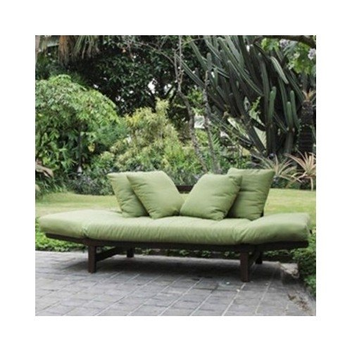 Amazon Com Studio Outdoor Converting Patio Furniture Sofa Couch