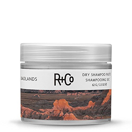 R+Co Badlands Dry Shampoo Paste, 2.2 - Dry Hair Paste